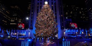The 2019 Rockefeller Center Christmas Tree Has Been Chosen Here S The 1st Look