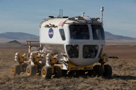 Moon buggy to debut in inaugural parade - Technology ...