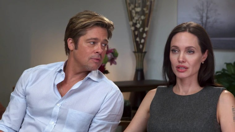 Brad Pitt Angelina Jolie Open Up On Marriage Health In Rare Interview