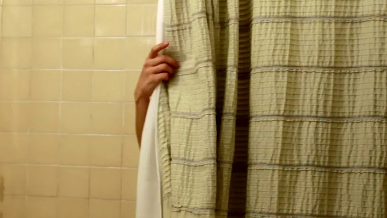 how to clean your shower curtain and