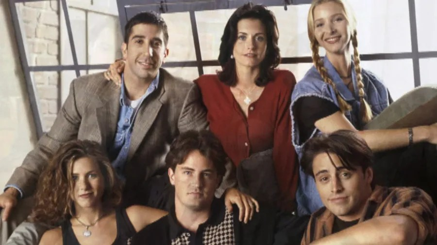 Friends Cast Reunites For James Burrows Tribute See The