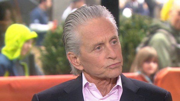 Michael Douglas on new role: 'It's good to be bad' - TODAY.com