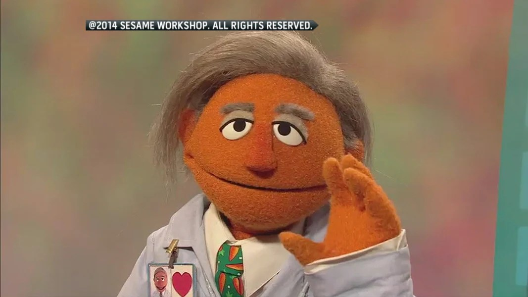 Meet Sesame Streets Newest Neighbor MSNBC