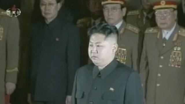 Kim Jong Un to share power