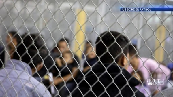 Inside the country's largest immigration processing center ...