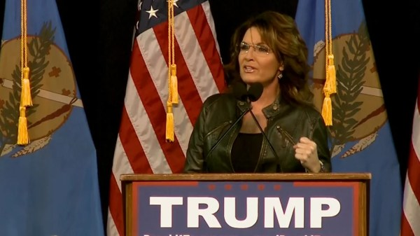 Palin Calls Son's Arrest the 'Elephant in the Room' at ...