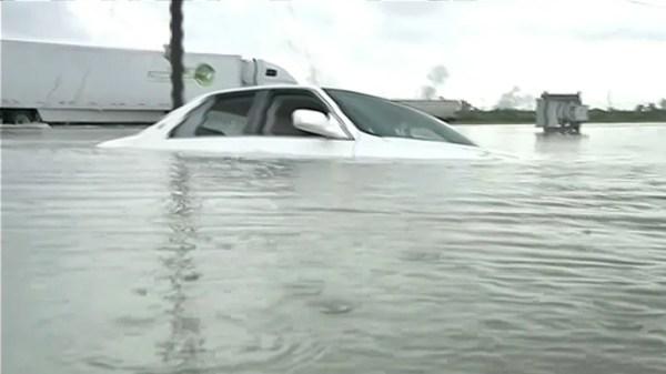 Heavy Rains Bring Mass Flooding to Louisiana - NBC News