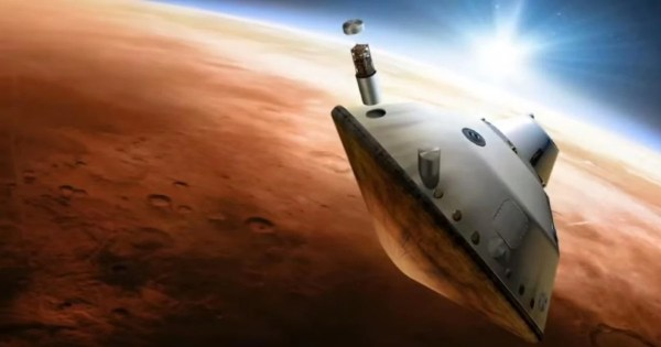 NASA Challenges Public to Design a Piece of a Mars Probe