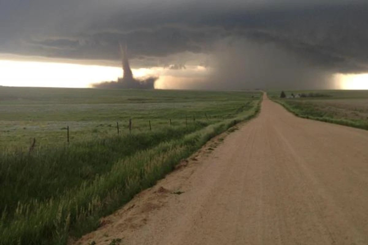 Tornadoes Touch Down In Colorado Damaging Homes NBC News