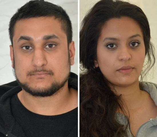 Jihadi Couple Who Plotted London Bomb Attack Jailed For ...