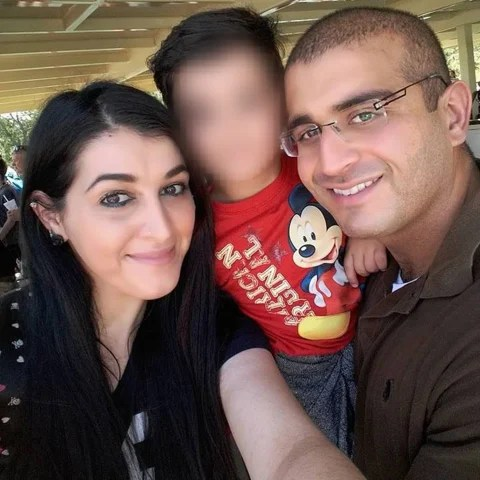 Noor Mateen and Omar Mateen