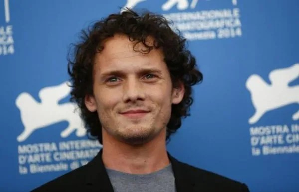 "Cast member Yelchin poses during the photo call for the movie ""Burying the ex"" at the 71st Venice Film Festival"