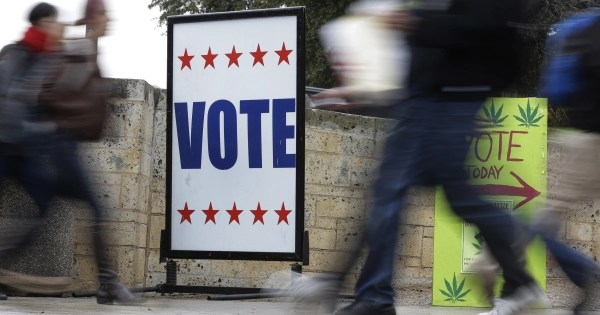 Federal Court Finds Texas Voter ID Law Violates Voting ...