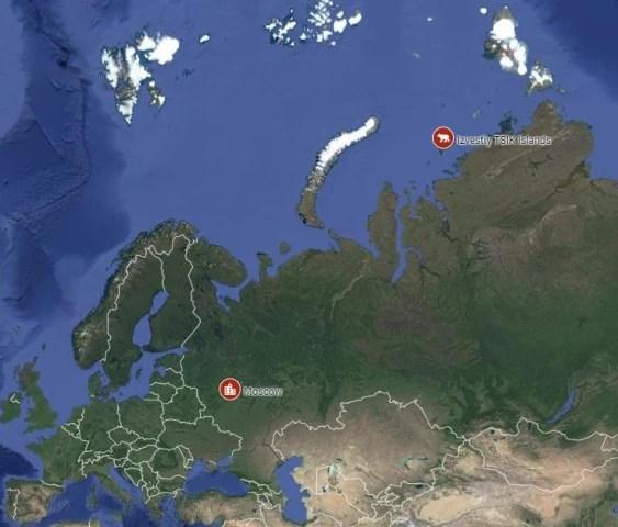 Image: Izvestiy TSIK Islands