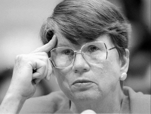 Image: Attorney General Janet Reno