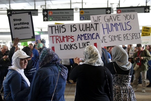 Global Demonstrations Over Trump's Policies Heat Up Amid ...