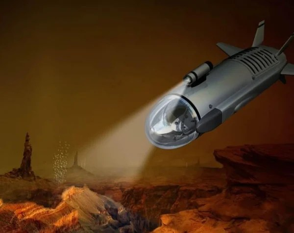 Image: Titan submarine