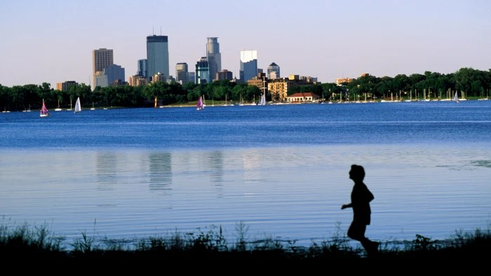 These are the fittest big cities in the US