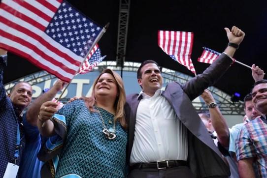 Resultado de imagen para photo of the founders of the new Progressive Party of Puerto Rico