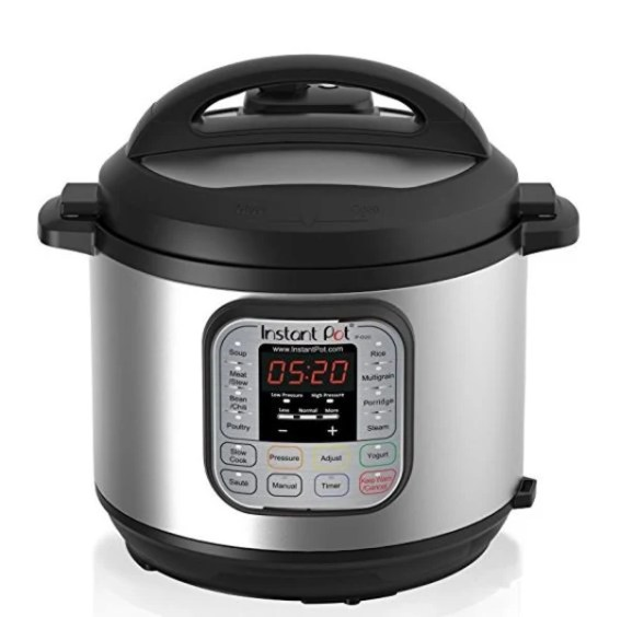 Make dinners that impress in an instant with the best-selling Instant Pot and make good food faster. This multicooker is 7 appliances in 1.