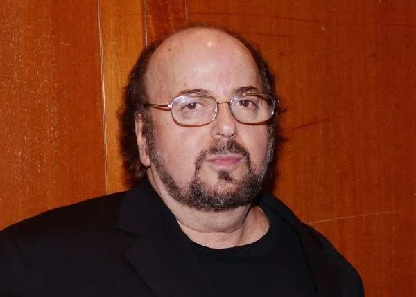 """Image: James Toback attends the New York premiere of the HBO documentary film """"Night Will Fall"""""""