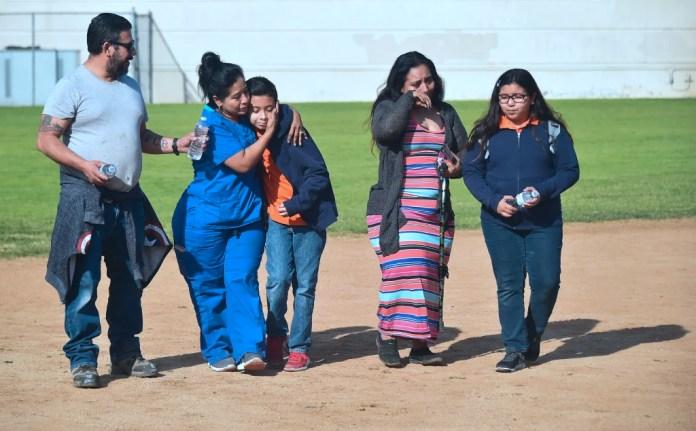 Image: School shooting
