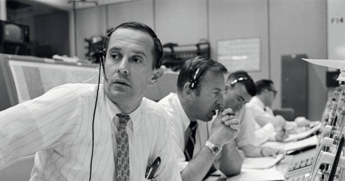 NASA Releases 19000 Hours Of Audio From Historic Apollo 11 Mission