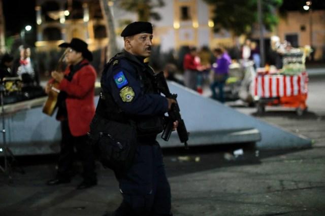 Image: Mexico City shooting