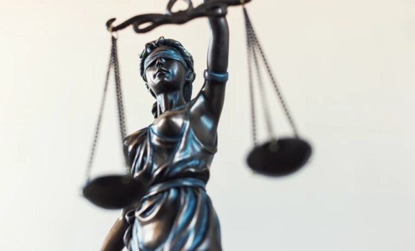 Merriam-Webster's 2018 word of the year is 'justice'