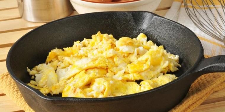 scramble boil fry poach microwave