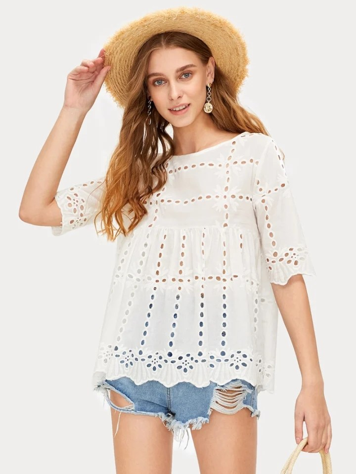 Dresses Competent Women Short Sleeve Dresses Sexy White Print V-neck Split Beach Summer Dress Boho Style Long Dress An Enriches And Nutrient For The Liver And Kidney