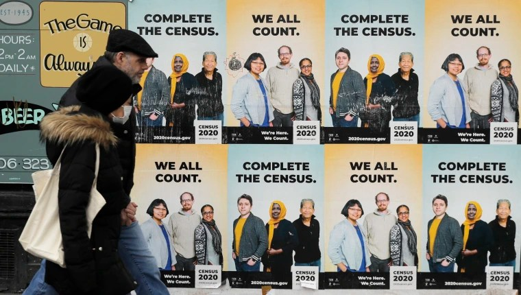 The 2020 Census Continues the Whitewashing of Middle Eastern Americans