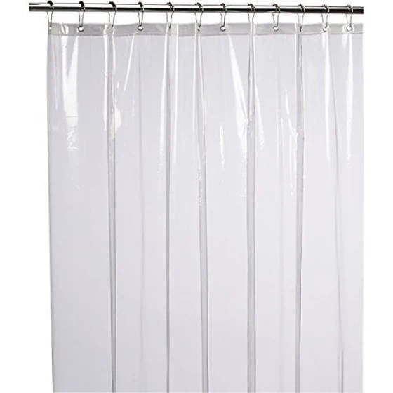 this is the best shower curtain liner