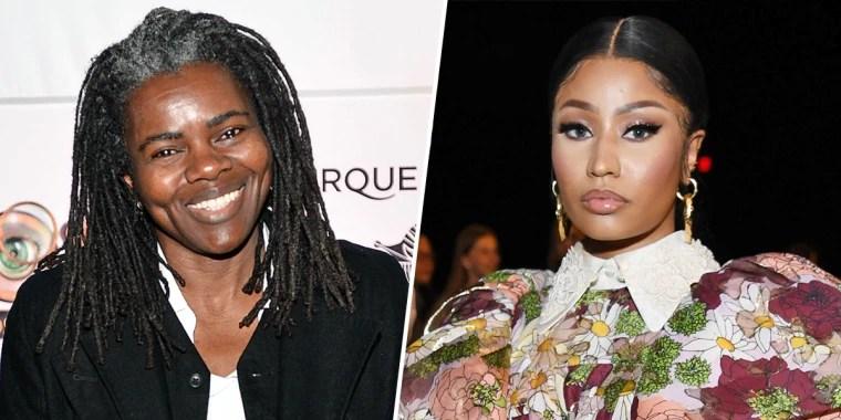 Nicki Minaj to Pay Tracy Chapman 0K in Copyright Lawsuit