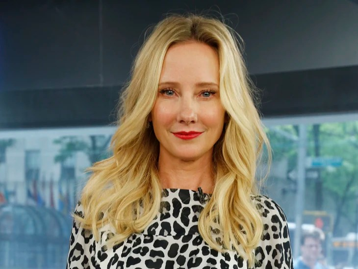 What I Wore TODAY: Anne Heche