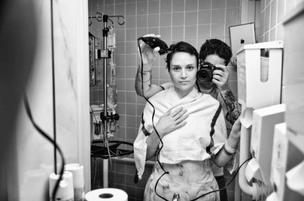 A touching tribute: Husband chronicles wife's breast ...