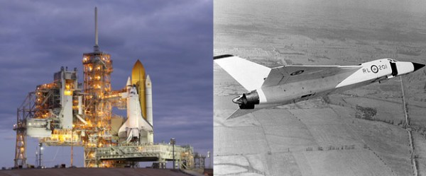 The Space Shuttle Retirement and the Avro Analogy - SpaceQ