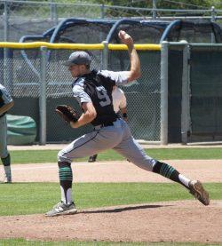 All-NorCal Baseball selection Ryan McLaughlin of Drake-San Anselmo