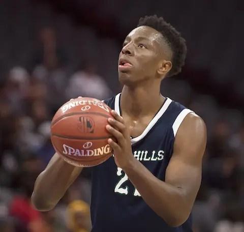 James Logan Basketball, Chino Hills, Onyeke Okongwu