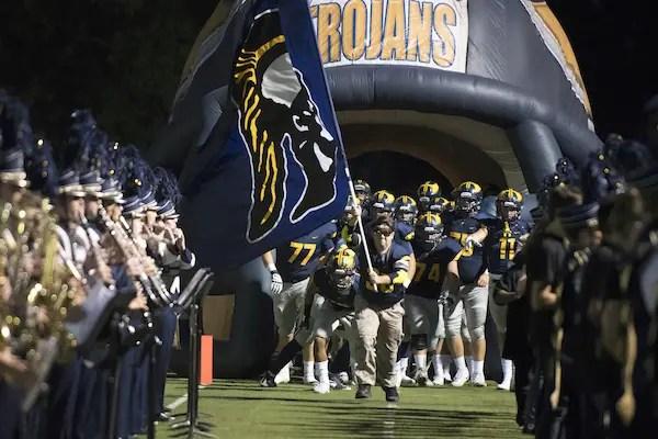 Oak Ridge, California-San Ramon, Football