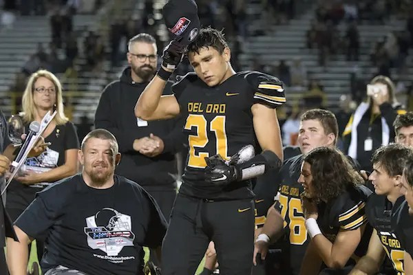 Honor Bowl, Del Oro, Football