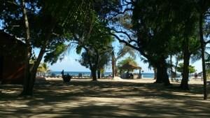 En egen strand