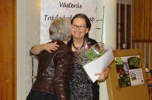 Sylvia Alvang VTS-stipendiat 2015