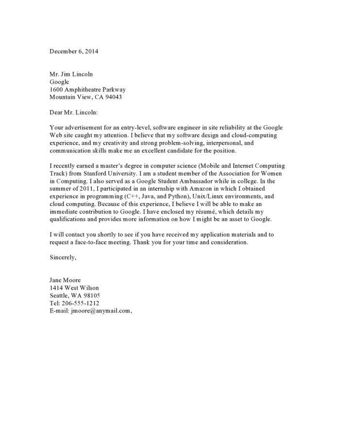 Cover Letter Samples Templates Examples Vault Com