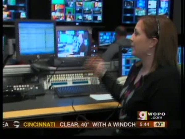 Going behind the scenes of Good Morning Tri-State - WCPO ...