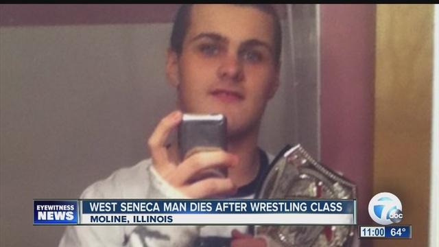 Image result for West Seneca man dies after wrestling class
