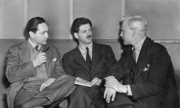 The Poet Laureate of Radio: Norman Corwin on WNYC and WQXR ...