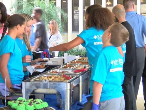 NICU families reunited at Palm Beach Children's Hospital ...