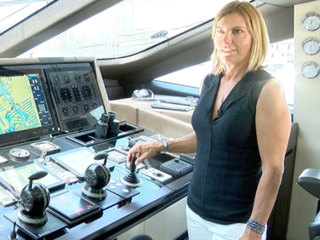 South Florida Boat Captain Sandy Yawn Stars On New Season Of Bravo Reality Show Below Deck