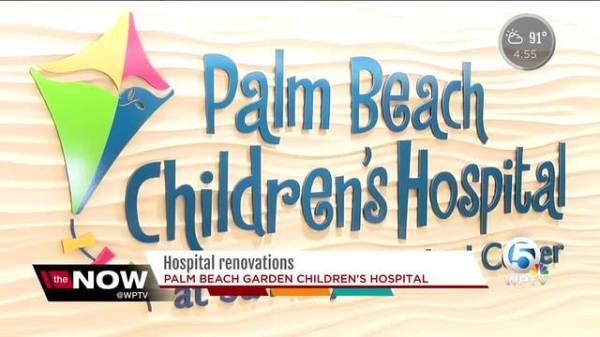 Palm Beach Children's Hospital renovates surgical floor ...